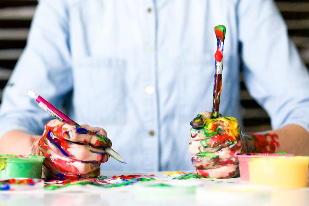 how to find the right creative hire