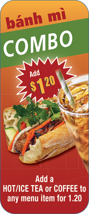 banh mi meetanders office orders promo design