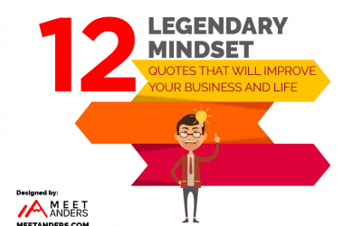 12 Legendary Mindset Quotes that Will Improve Your Business and Life