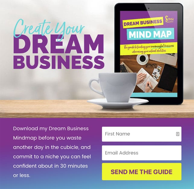Design a guide on creating dream business