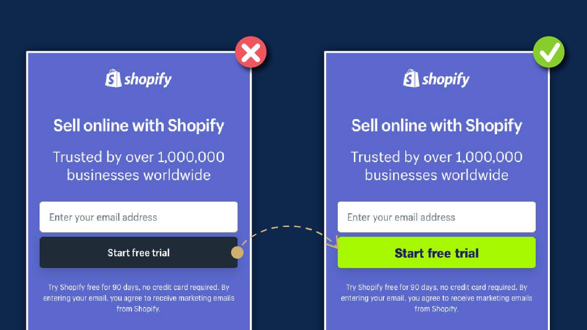 Shopify CTA